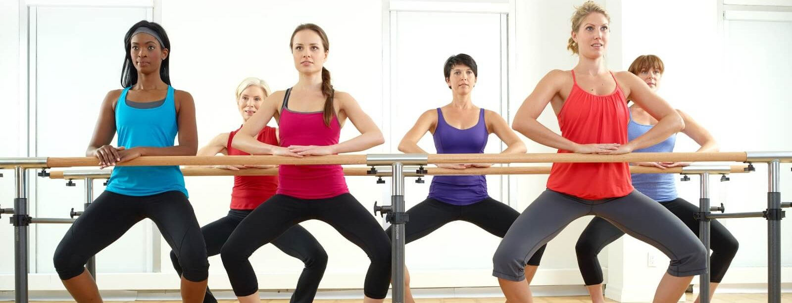 Club Physical BARRE' GROUPX class
