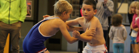 Club Physical JUNIOR WRESTLING GROUPX class