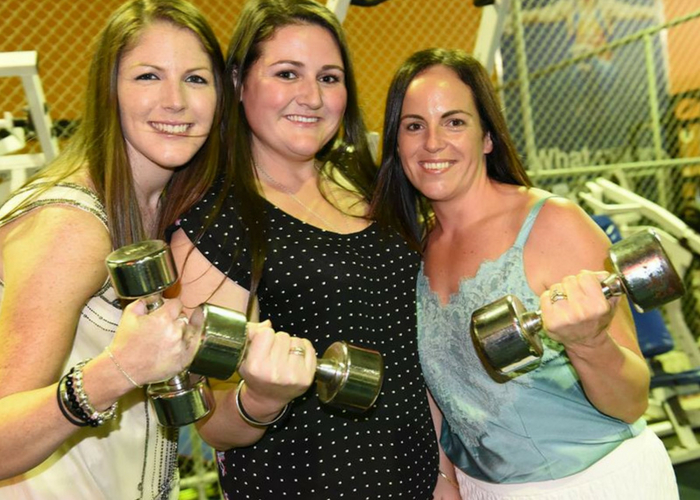 Club Physical 12-week Transformation Night of Champions celebrations
