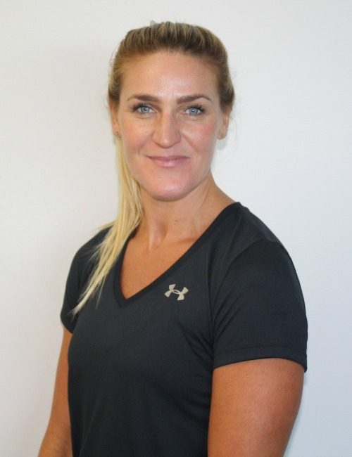 Club Physical Birkenhead personal trainer Anna