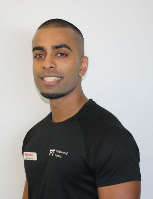 Club Physical Birkenhead personal trainer Chentur