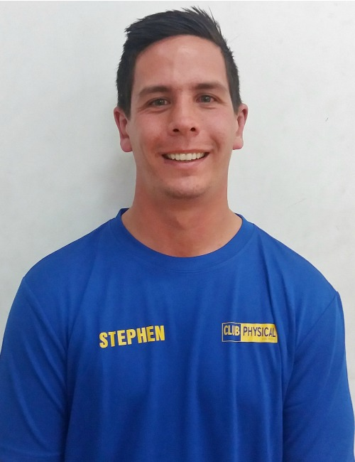 Club Physical Te Atatu personal trainer Stephen