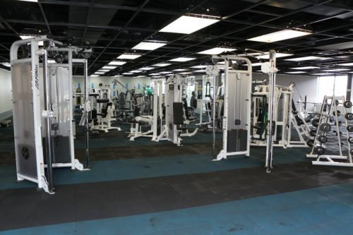 Club Physical Birkenhead gym