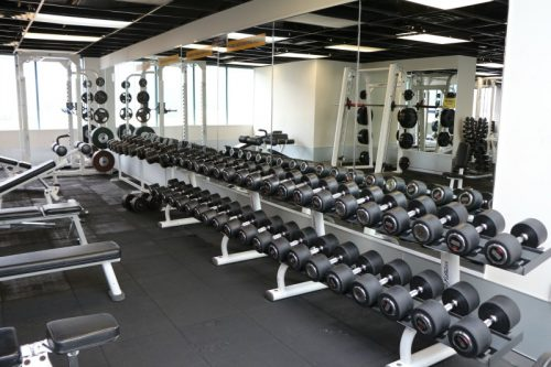 Club Physical Birkenhead weight room