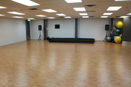 Club Physical Birkenhead GROUPX classroom