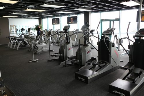 Club Physical Birkenhead cardio equipment