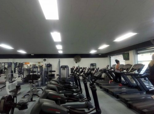 Club Physical Kaitaia cardio equipment