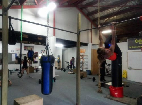 Club Physical Kaitaia crossfit gym