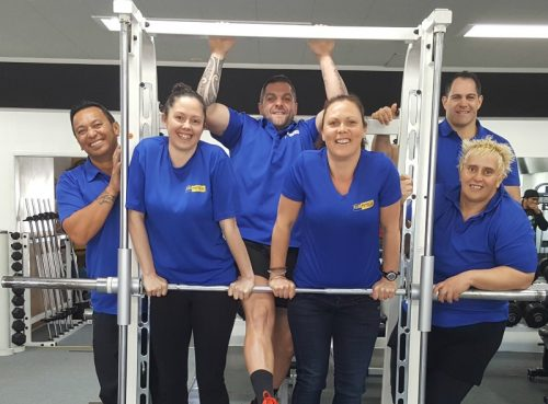 Club Physical Kaitaia staff picture