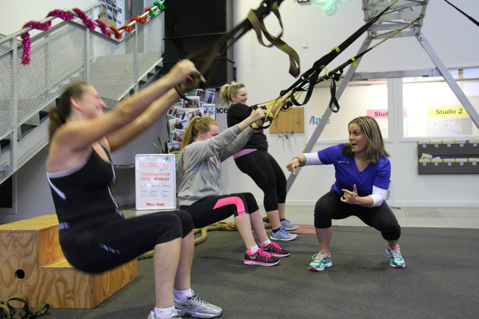 club physical move it programme
