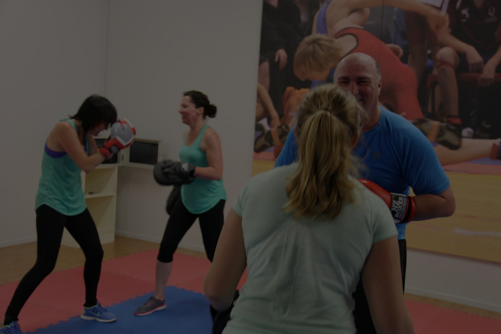 Club Physical sports classes