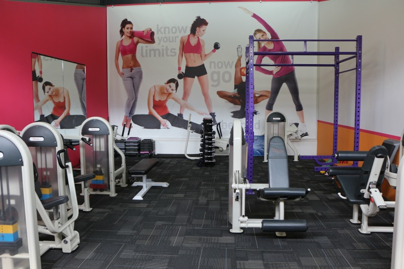 Club Physical Te Atatu women's only gym