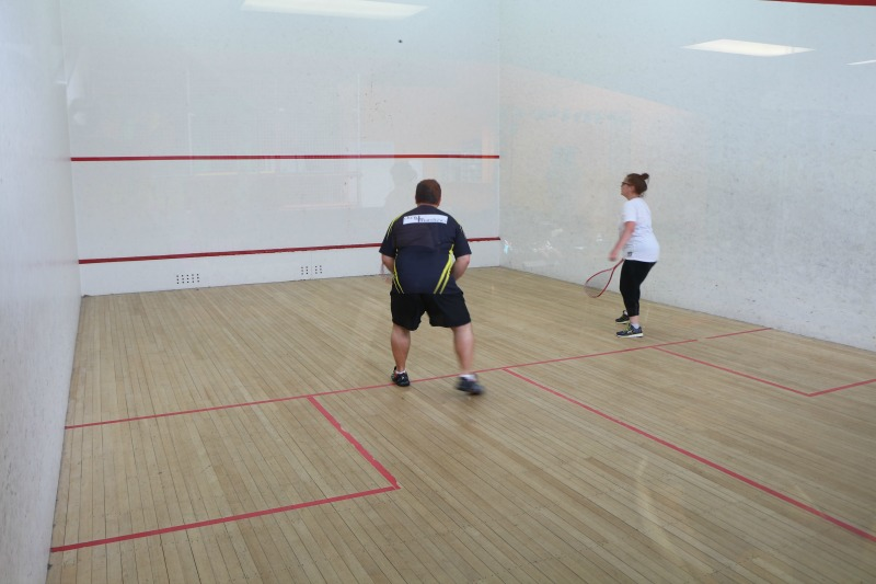 Club Physical Te Atatu squash courts
