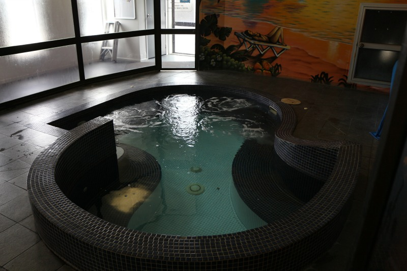 Club Physical Te Atatu spa pool