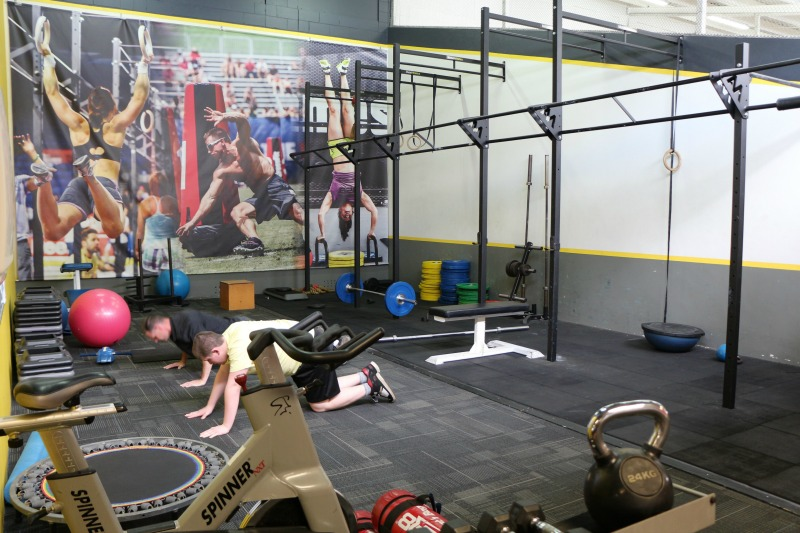 Club Physical Te Atatu crossfit gym