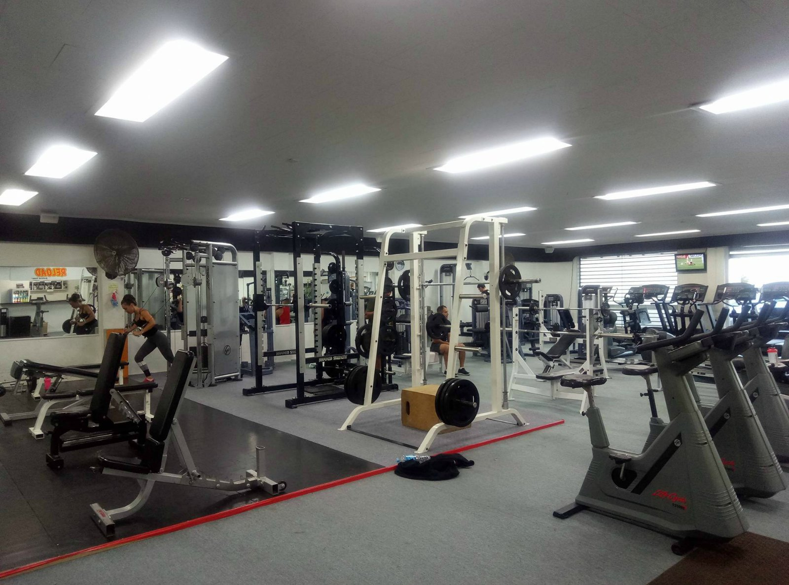 Club Physical Kaitaia gym