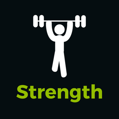 Club Physical classes strength cta