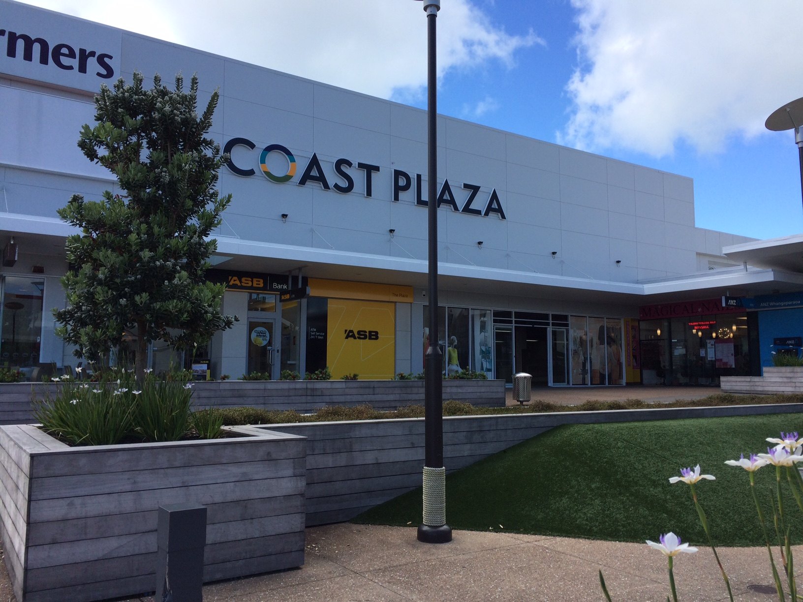 Club Physical Coast Plaza exterior