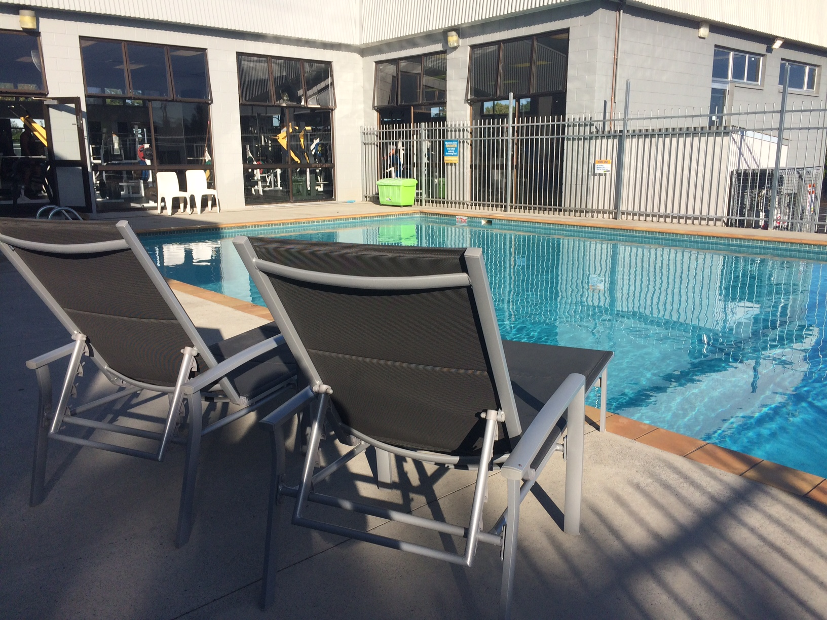 Club Physical outdoor pool Te Atatu location